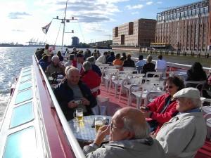 Hafenrundfahrt Hamburg 2008