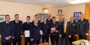 Jahreshauptversammlung der Feuerwehr 2013