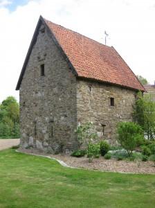 Ländliches Steinwerk ( hier in der Gemeinde Ankum)