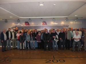 Heimatverein besucht Meyerwerft in Papenburg