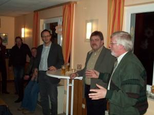 Einbecks Bürgermeister zu Gast