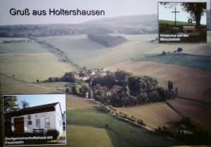 Ortspostkarte 2012